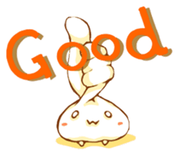 Heart Tail Rabbit sticker #277251