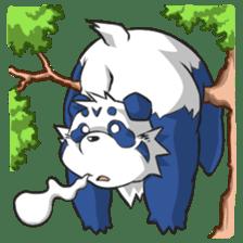 SUPER ANIMAL HEROS sticker #277361