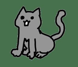 DowngradeIcon's Cat! sticker #278668