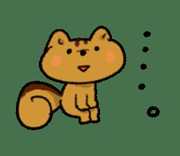 maru&pon&sue sticker #279115