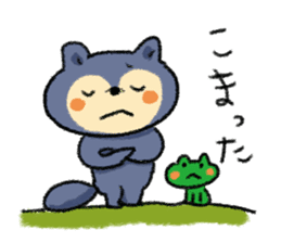 maru&pon&sue sticker #279121