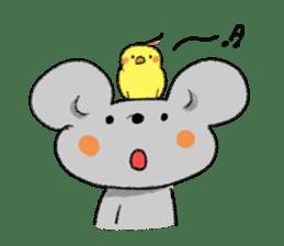 maru&pon&sue sticker #279123