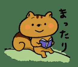 maru&pon&sue sticker #279137