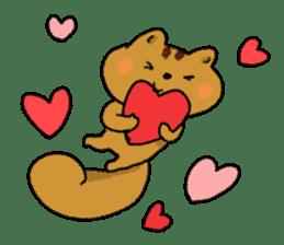maru&pon&sue sticker #279138