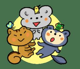 maru&pon&sue sticker #279139