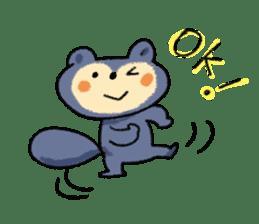 maru&pon&sue sticker #279141
