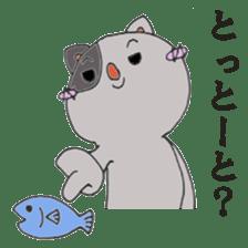 Cat Hakata sticker #279471