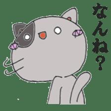 Cat Hakata sticker #279498