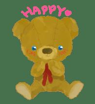 teddy's-1 sticker #279985