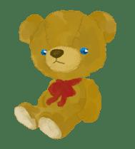 teddy's-1 sticker #279989