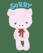 teddy's-1 sticker #280000