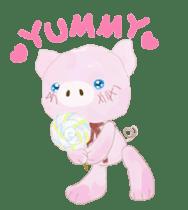 teddy's-1 sticker #280008