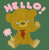 teddy's-1 sticker #280009