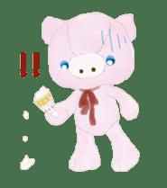 teddy's-1 sticker #280012