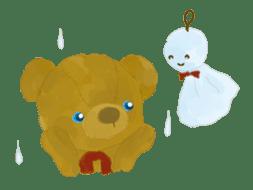 teddy's-1 sticker #280013