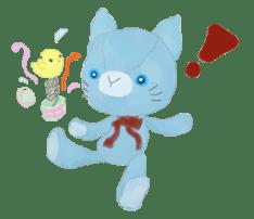 teddy's-1 sticker #280015