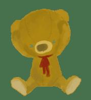 teddy's-1 sticker #280021