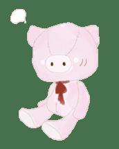teddy's-1 sticker #280024