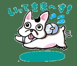Noriko`s Slow Life sticker #280346