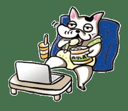 Noriko`s Slow Life sticker #280355