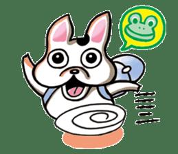 Noriko`s Slow Life sticker #280379