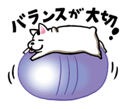 Noriko`s Slow Life sticker #280381