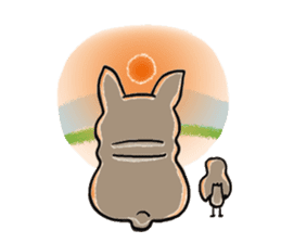 Noriko`s Slow Life sticker #280382