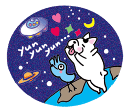 Noriko`s Slow Life sticker #280384