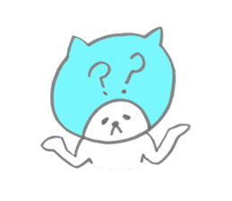 Mystery Baby Kitty sticker #280389
