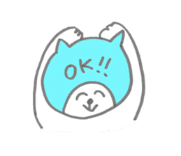 Mystery Baby Kitty sticker #280413