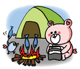 PINKUMA&TORIN SUMMER sticker #281548