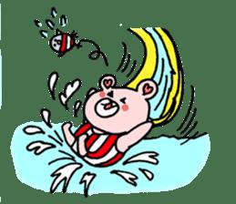 PINKUMA&TORIN SUMMER sticker #281560