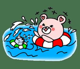 PINKUMA&TORIN SUMMER sticker #281563