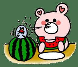 PINKUMA&TORIN SUMMER sticker #281565