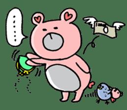 PINKUMA&TORIN SUMMER sticker #281571
