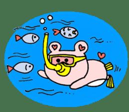 PINKUMA&TORIN SUMMER sticker #281579