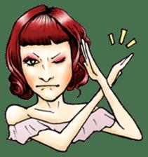 Girls Stamp(CrazySexyCool) sticker #281826