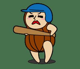 Peanut man vol.1 sticker #282142