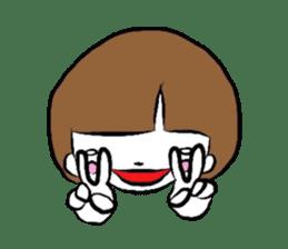 My name is YUKOSAMA sticker #282587