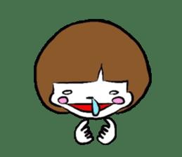 My name is YUKOSAMA sticker #282588