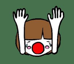 My name is YUKOSAMA sticker #282593