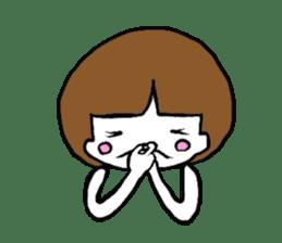 My name is YUKOSAMA sticker #282597
