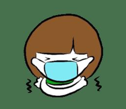 My name is YUKOSAMA sticker #282598