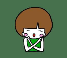 My name is YUKOSAMA sticker #282599