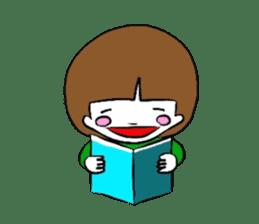 My name is YUKOSAMA sticker #282600