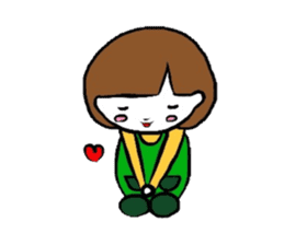 My name is YUKOSAMA sticker #282605