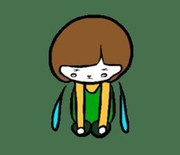 My name is YUKOSAMA sticker #282606