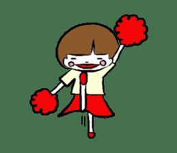 My name is YUKOSAMA sticker #282615