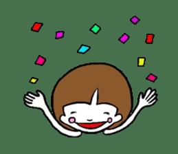 My name is YUKOSAMA sticker #282616