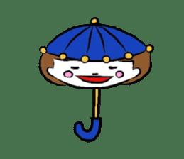 My name is YUKOSAMA sticker #282618
